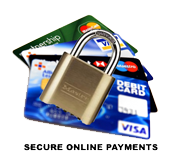 Make your payment online securely or download and fax back your application
